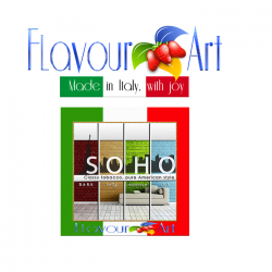 Soho Flavour 10ml By Flavour Art (Rebottled)